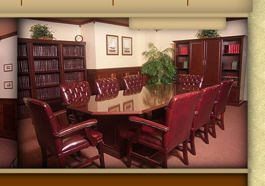 Our Law Office Conference Room